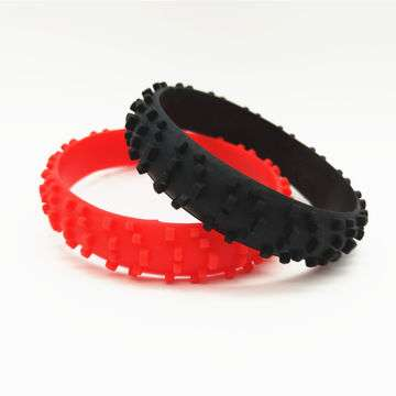 Silicone Fashion Bracelet Manufacturers