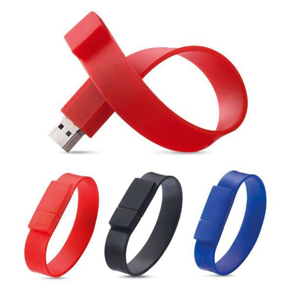 Silicone Flash Wristband Manufacturers