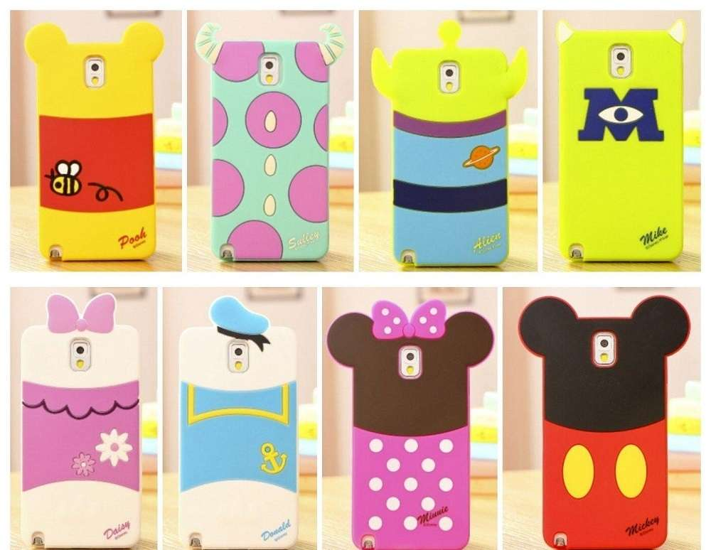 Silicone Mobile Phone Accessory Manufacturers