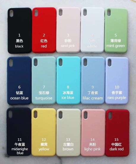 Silicone Mobile Phone Manufacturers