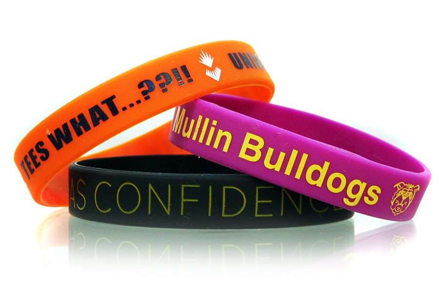 Silicone Printing Bracelet Manufacturers