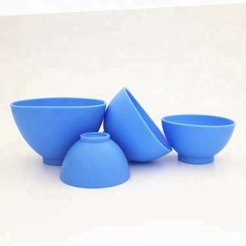 Silicone Rubber Bowl Manufacturers