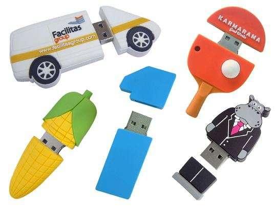 硅胶USB驱动器 制造商