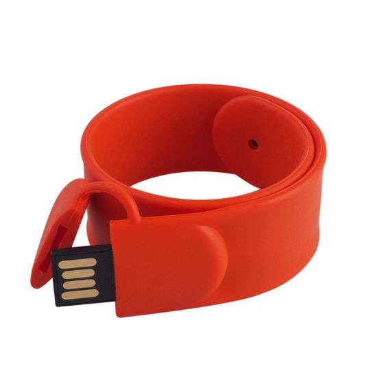 Silicone Usb Wristband Drive Manufacturers