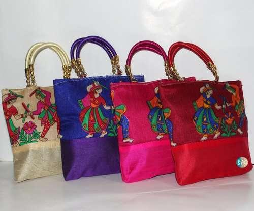 Silk Bag Purse Manufacturers