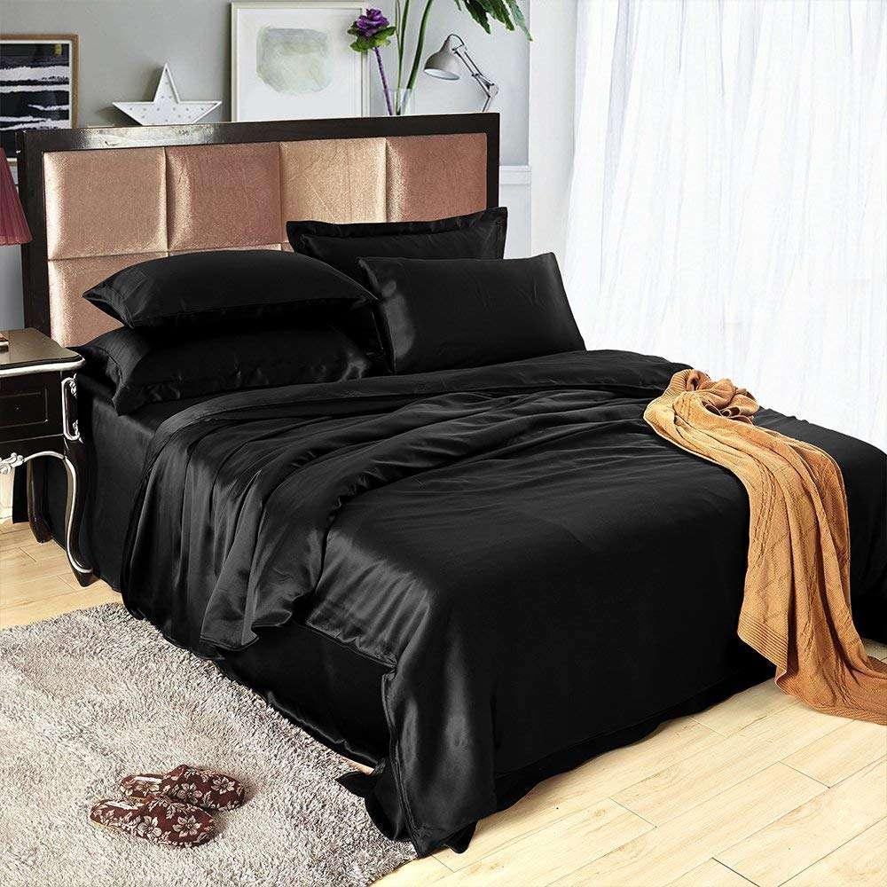 Silk Bedding Sheet Manufacturers