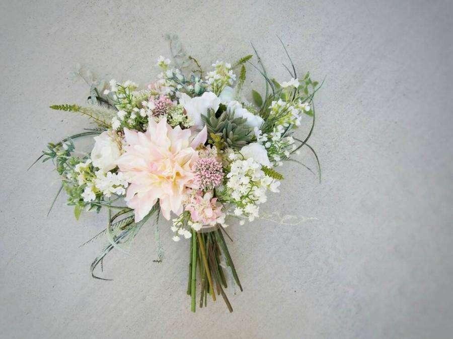 丝绸新娘花束 制造商