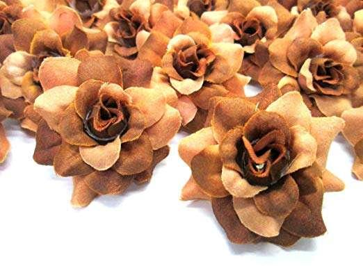 丝棕色花 制造商