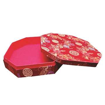 Silk Covered Gift Box Manufacturers