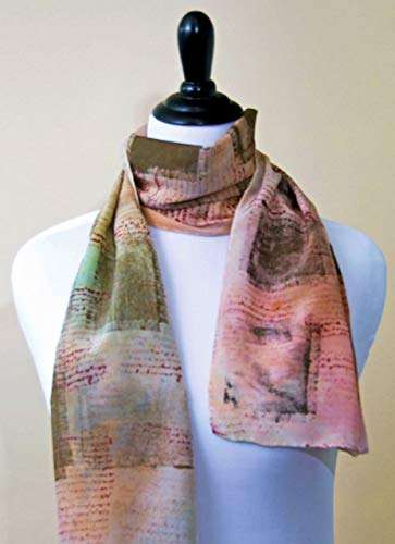 Silk Crepe Scarf Manufacturers