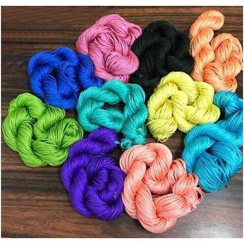 蚕丝钩针纱 制造商