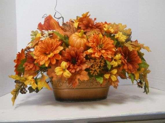 丝绸秋天的花朵 制造商
