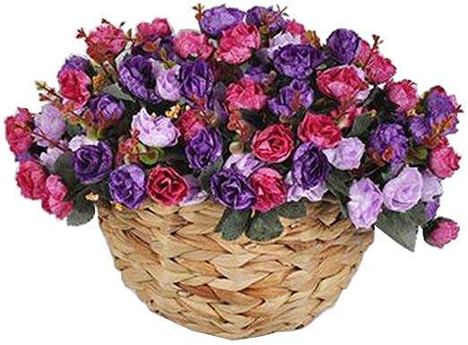 Silk Flowering Basket Manufacturers