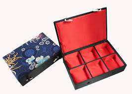 Silk Jewelery Box Manufacturers