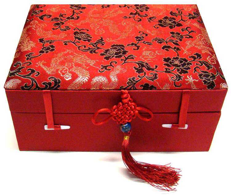 Silk Jewelry Box Manufacturers