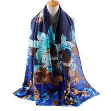 Silk Long Scarf Manufacturers