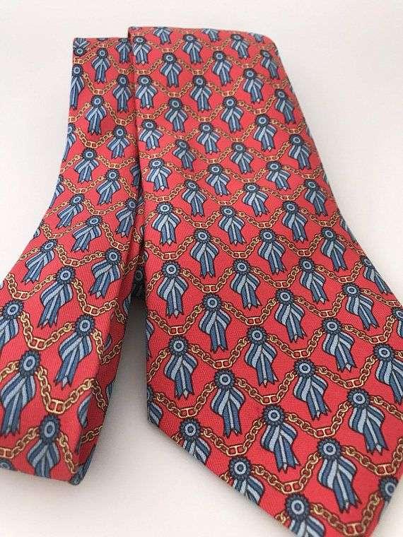 Silk Print Necktie Manufacturers