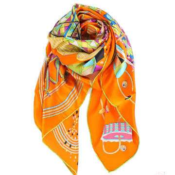 Silk Printed Scarf Manufacturers