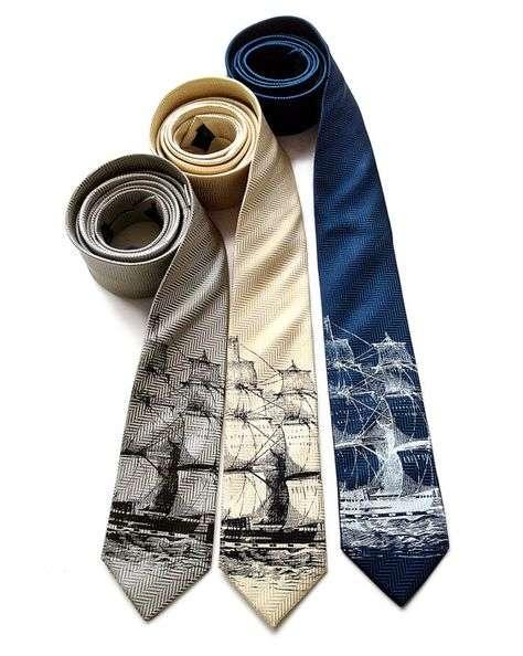 Silk Printing Necktie Manufacturers