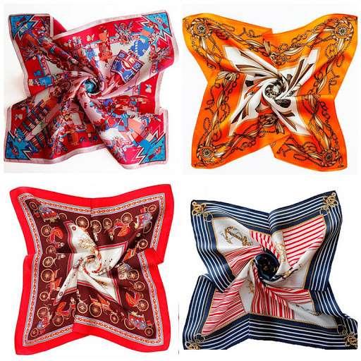 Silk Printing Scarf Manufacturers