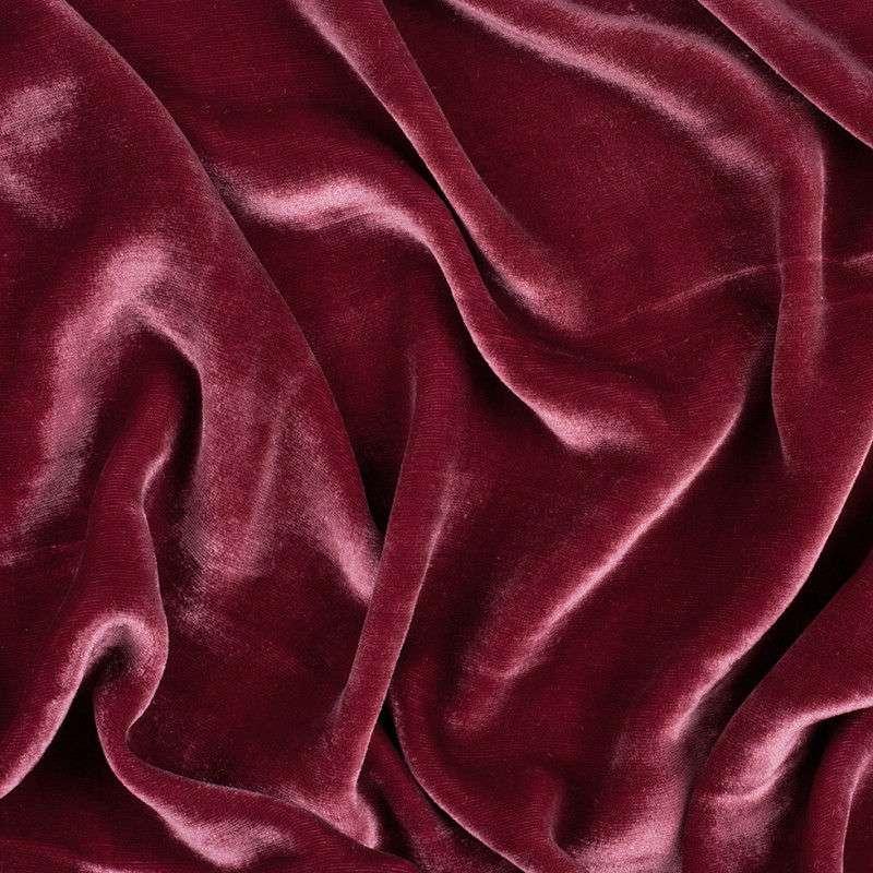 Silk Rayon Velvet Fabric Manufacturers