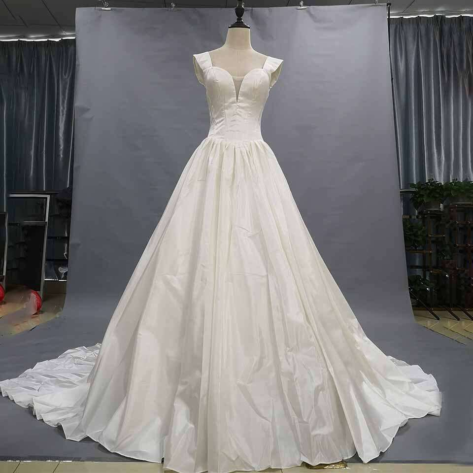Silk Satin Wedding Dress Manufacturers