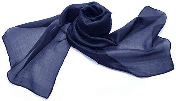 Silk Scarf Plain Manufacturers