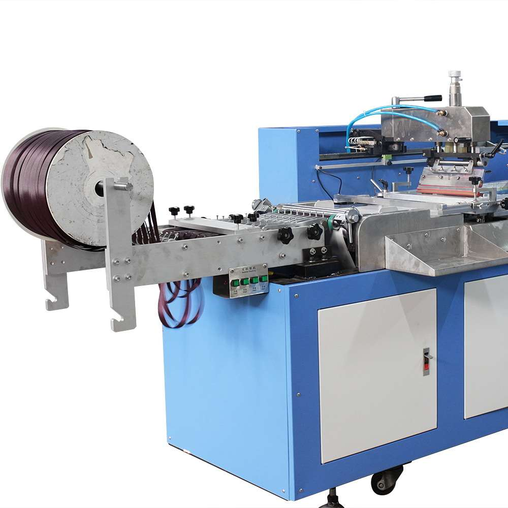 Silk Screen Rolled Label Manufacturers