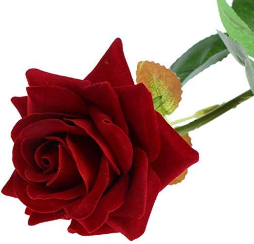 Silk Single Rose Manufacturers
