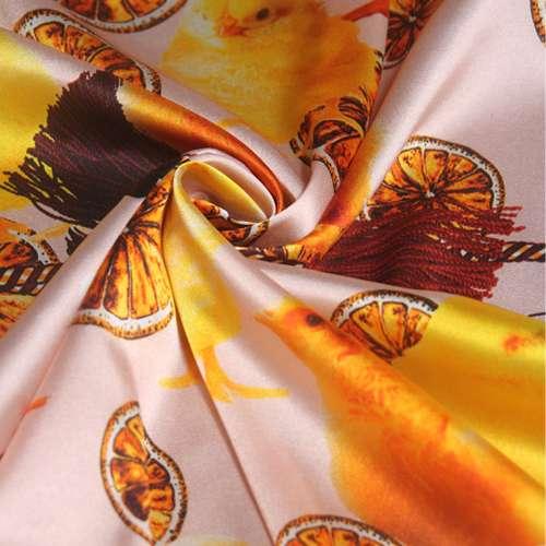 Silk Stretch Fabric Manufacturers