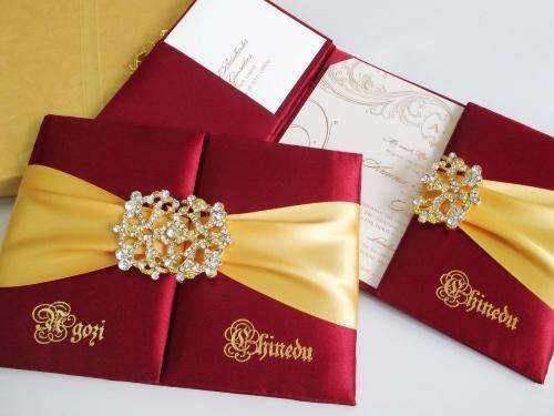 Silk Wedding Box Importers