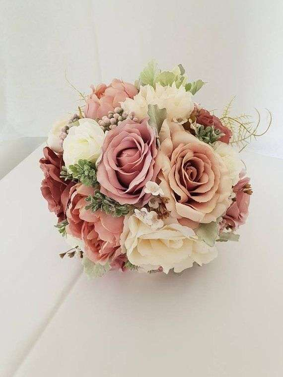 Silk Wedding Floral Manufacturers