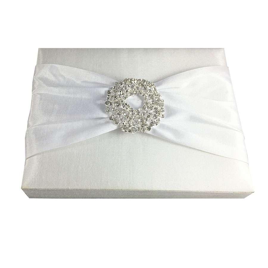 Silk Wedding Invitation Box Manufacturers