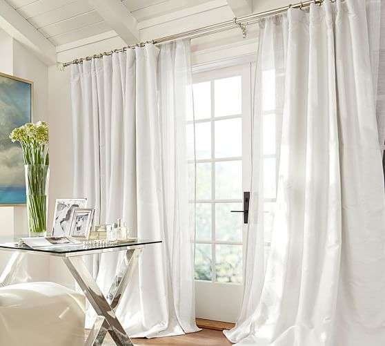 Silk Window Drapery Manufacturers