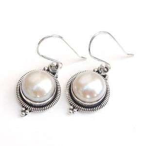 Silver 925 Pearl Earring Manufacturers