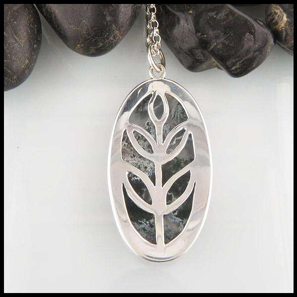 Silver Agate Pendant Manufacturers