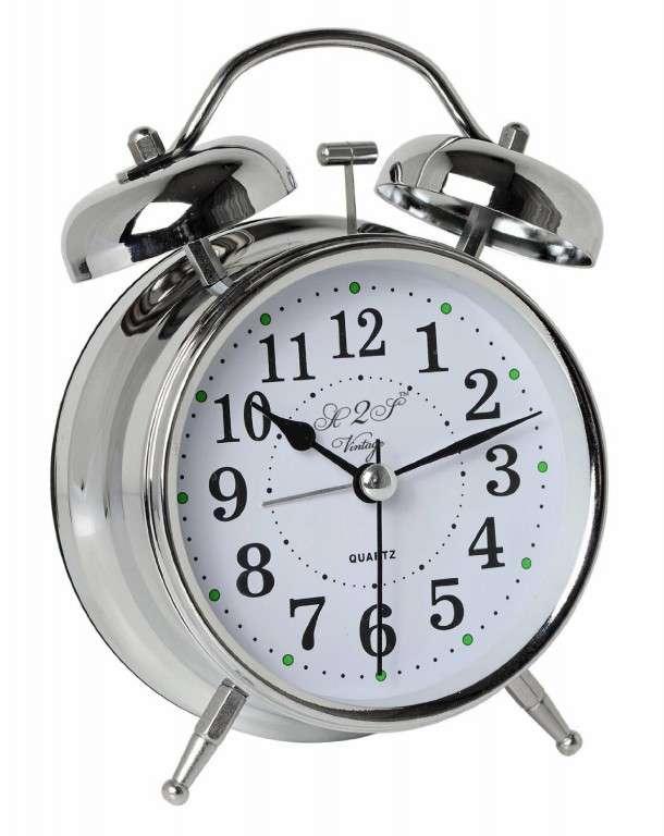 银色闹钟 制造商