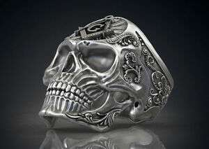 Silver Biker Ring Manufacturers