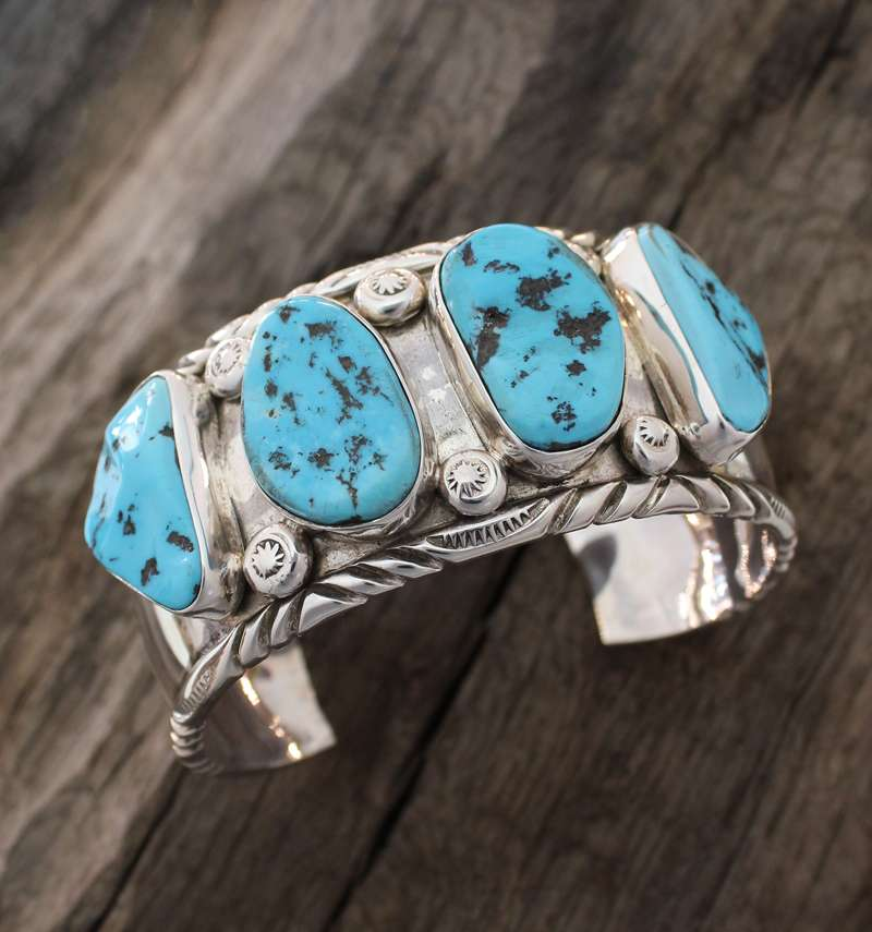 Silver Bracelet Turquoise Manufacturers