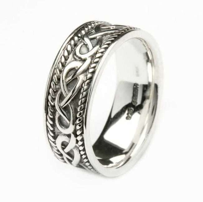 Silver Celtic Ring Manufacturers