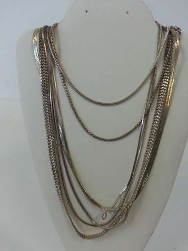 Silver Chain Sterling Lot Manufacturers