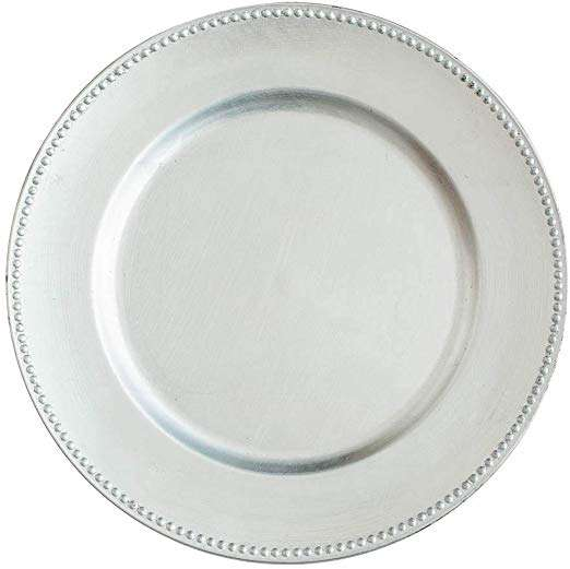 Silver Charger Plate Manufacturers