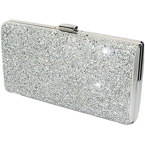 Silver Clutch Purse Importers