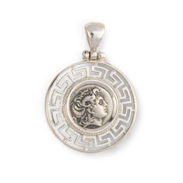 Silver Coin Pendant Manufacturers