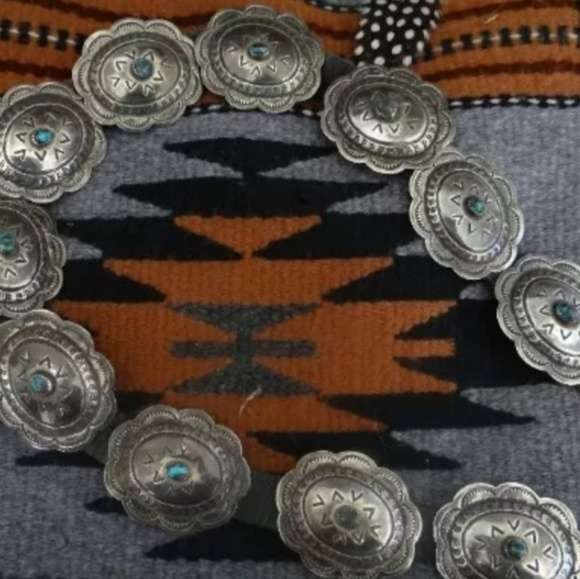 Silver Concho Belt Manufacturers
