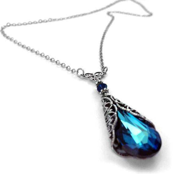 Silver Crystal Jewelry Manufacturers