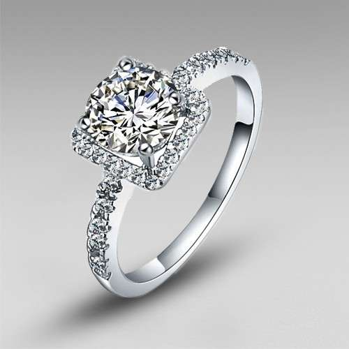 Silver Cubic Zirconia Jewelry Manufacturers