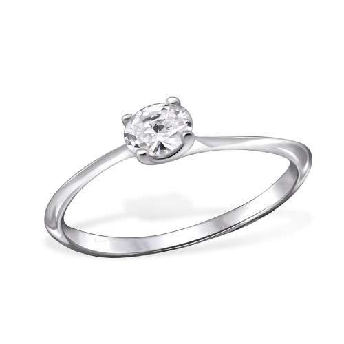 Silver Cubic Zirconia Ring Manufacturers