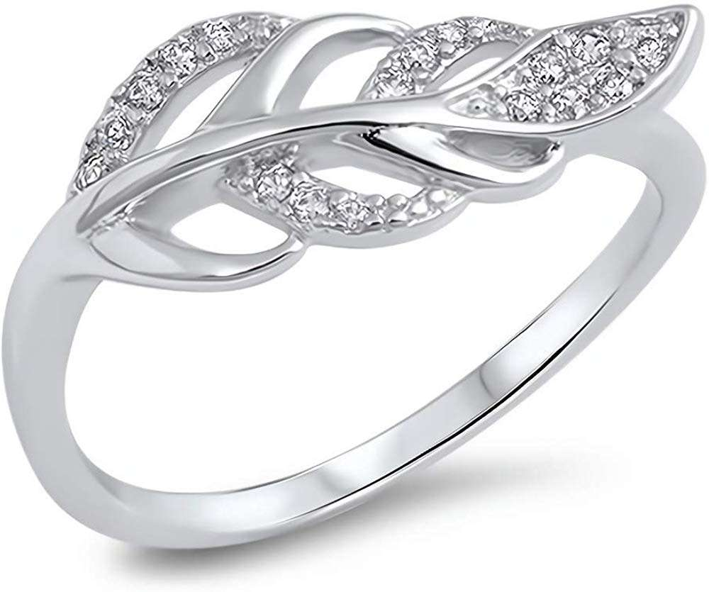 Silver Cz Ring 925 Jewelry Manufacturers