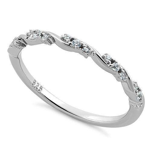 Silver Cz Ring Manufacturers